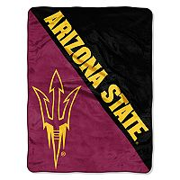 Arizona State Sun Devils Micro Raschel Throw Blanket