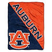 Auburn Tigers Micro Raschel Throw Blanket