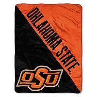 Oklahoma State Cowboys Micro Raschel Throw Blanket