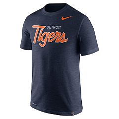 Men's Nike Detroit Tigers Script Tee