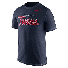 Men's Nike Minnesota Twins Script Tee