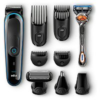 Braun Men's 9-in-1 Multi Grooming Kit & Razor
