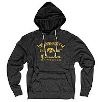 Men's Iowa Hawkeyes Hooded Tee