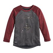 Boys 4-10 Jumping Beans® Graphic Raglan Tee