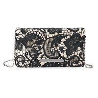 Gunne Sax Riley Lace Envelope Clutch