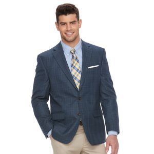 Men's Chaps Patterned Classic-Fit Sport Coat