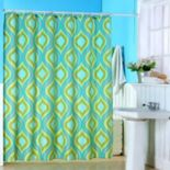 Portsmouth Home Teardrop Shower Curtain