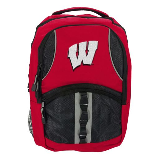 Wisconsin Badgers Captain Backpack by Northwest