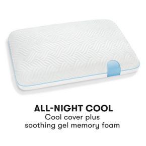 Serta StayCool Duo Pillow
