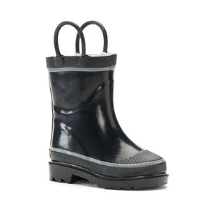 Western Chief Firechief 2 Kids Waterproof Rain Boots