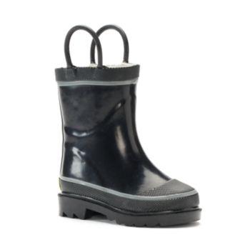 Western Chief Firechief 2 Kids Waterproof Rain Boots