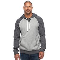 Big & Tall SONOMA Goods for Life™ Classic-Fit Sherpa-Lined Hoodie