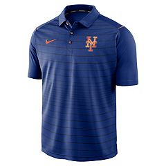Men's Nike New York Mets Striped Polo