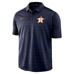 Men's Nike Houston Astros Striped Polo