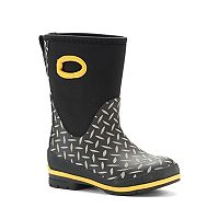 Western Chief Camo Neoprene Boys' Waterproof Rain Boots
