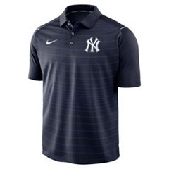 Men's Nike New York Yankees Striped Polo