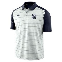 Men's Nike San Diego Padres Striped Polo