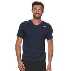 Men's Nike Dry V-Neck Tee