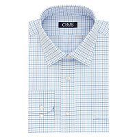 Men's Chaps Regular-Fit Wrinkle-Free Stretch Collar Dress Shirt
