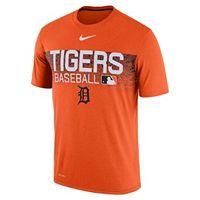 Men's Nike Detroit Tigers Legend Team Issue Tee
