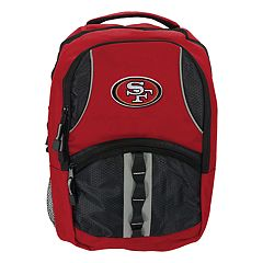 San Francisco 49ers Captain Backpack by Northwest