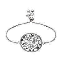 Brilliance Silver Plated Marcasite