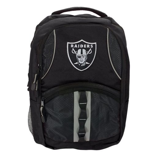 Oakland Raiders Captain Backpack by Northwest