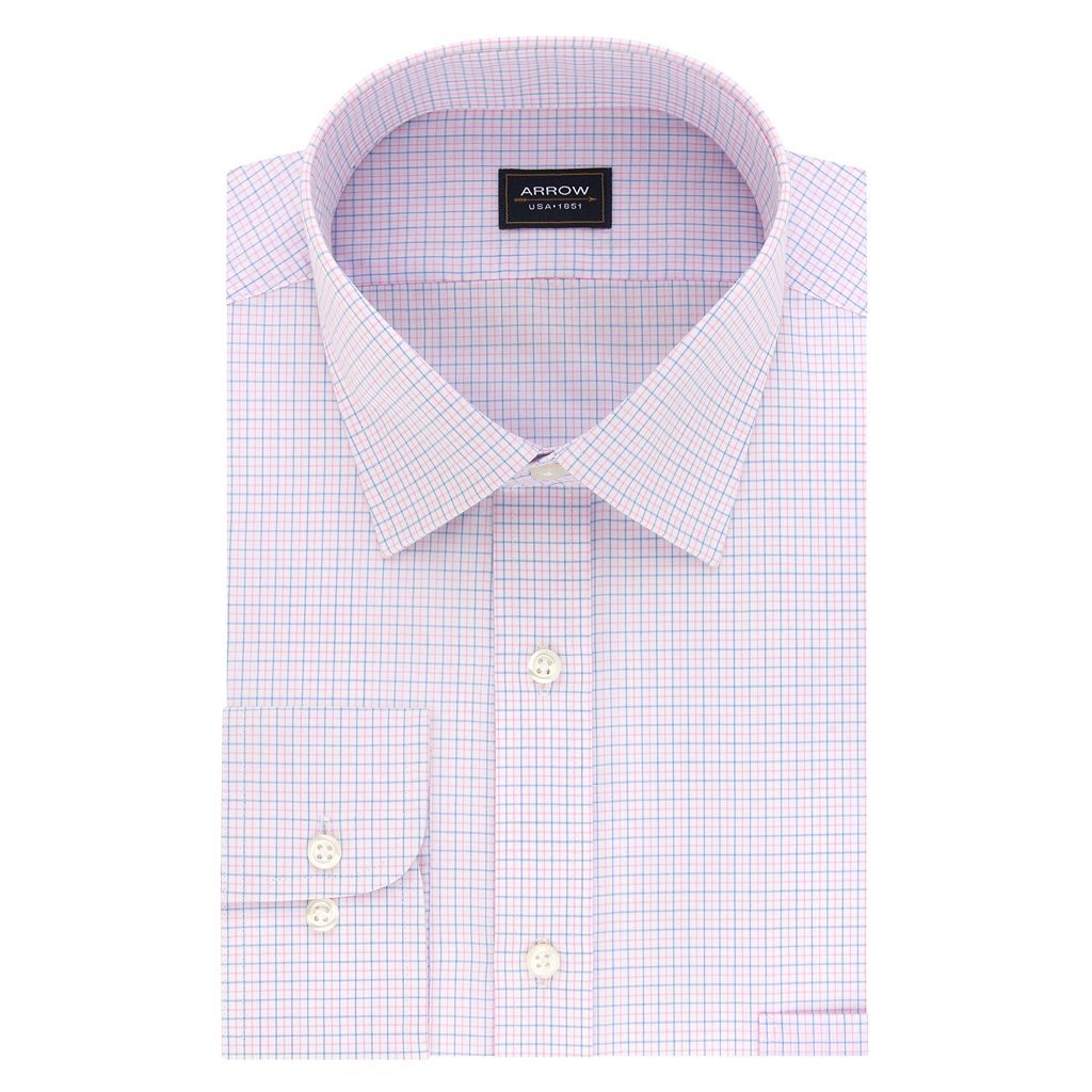 Men's Arrow Classic-Fit Dress Shirt