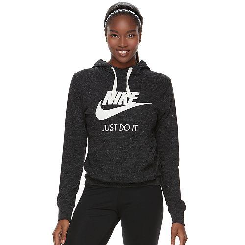 19312903b Women's Nike Sportswear Gym Vintage Hoodie