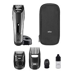 Braun Men's 25-Setting Beard Trimmer