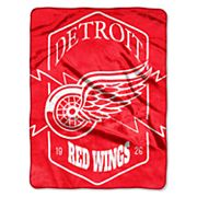 Detroit Red Wings Silk-Touch Throw Blanket