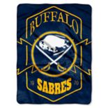 Buffalo Sabres Silk-Touch Throw Blanket