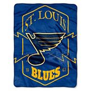 St. Louis Blues Silk-Touch Throw Blanket