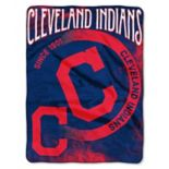Cleveland Indians Silk-Touch Throw Blanket