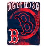 Boston Red Sox Silk-Touch Throw Blanket