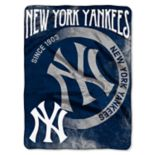 New York Yankees Silk-Touch Throw Blanket