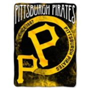 Pittsburgh Pirates Silk-Touch Throw Blanket