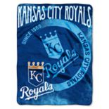 Kansas City Royals Silk-Touch Throw Blanket