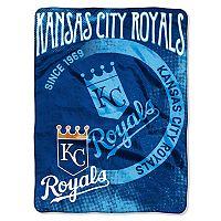 Kansas City Royals Silk-Touch Throw Blanket