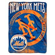 New York Mets Silk-Touch Throw Blanket