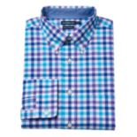 Men's Croft & Barrow® Easy-Care True Comfort Classic-Fit Oxford Stretch Dress Shirt