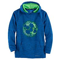 Boys 8-20 Tek Gear® WarmTEK Fleece Soccer Ball Hoodie