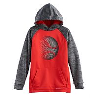 Boys 8-20 Tek Gear Baseball WarmTek Fleece Hoodie
