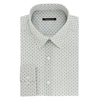 Men's Van Heusen Slim-Fit Wrinkle-Free Point-Collar Dress Shirt