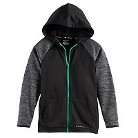 Boys 8-20 Tek Gear® WarmTEK Full-Zip Fleece Hoodie