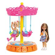 Barbie® Club Chelsea Carousel Swing by Mattel