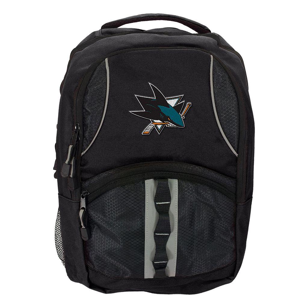 San Jose Sharks Captain Backpack by Northwest