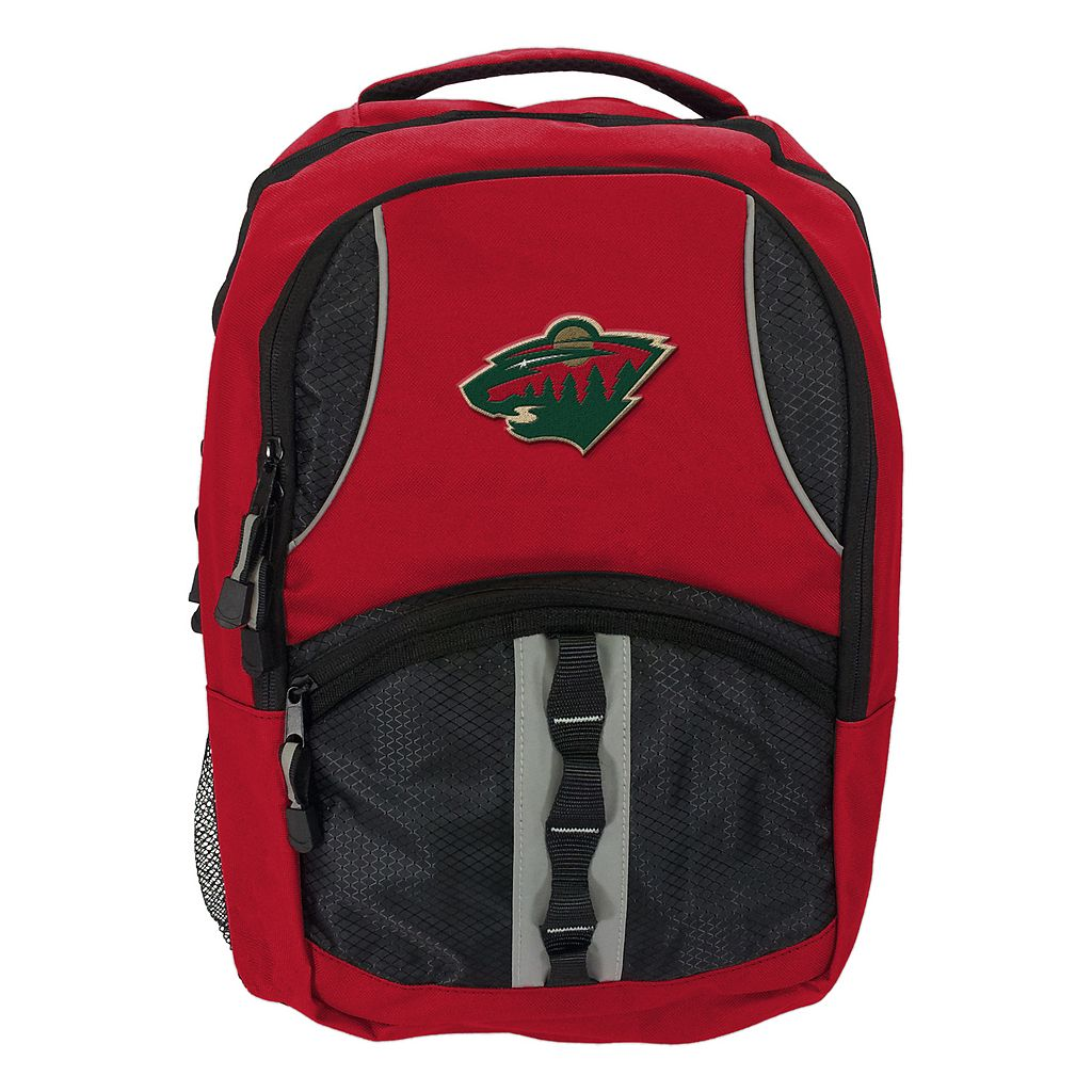 Minnesota Wild Captain Backpack by Northwest