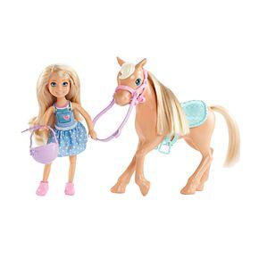 Barbie® Club Chelsea Doll & Horse Set