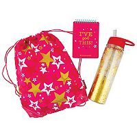 Girls 7-16 American Girl Sports Backpack, Water Bottle & Journal Gift Set